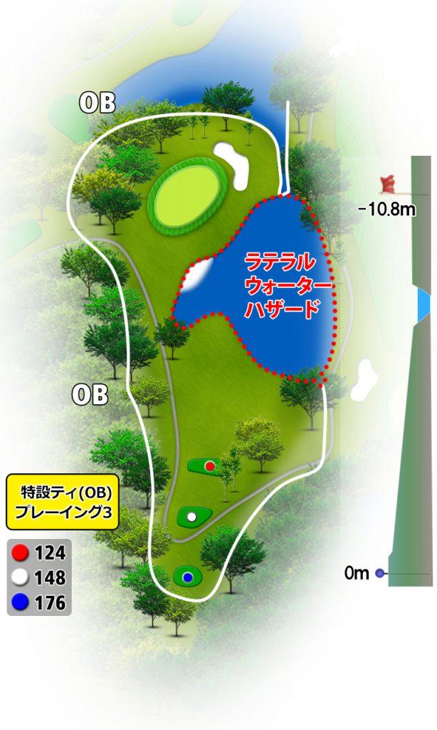 No.8 Hole