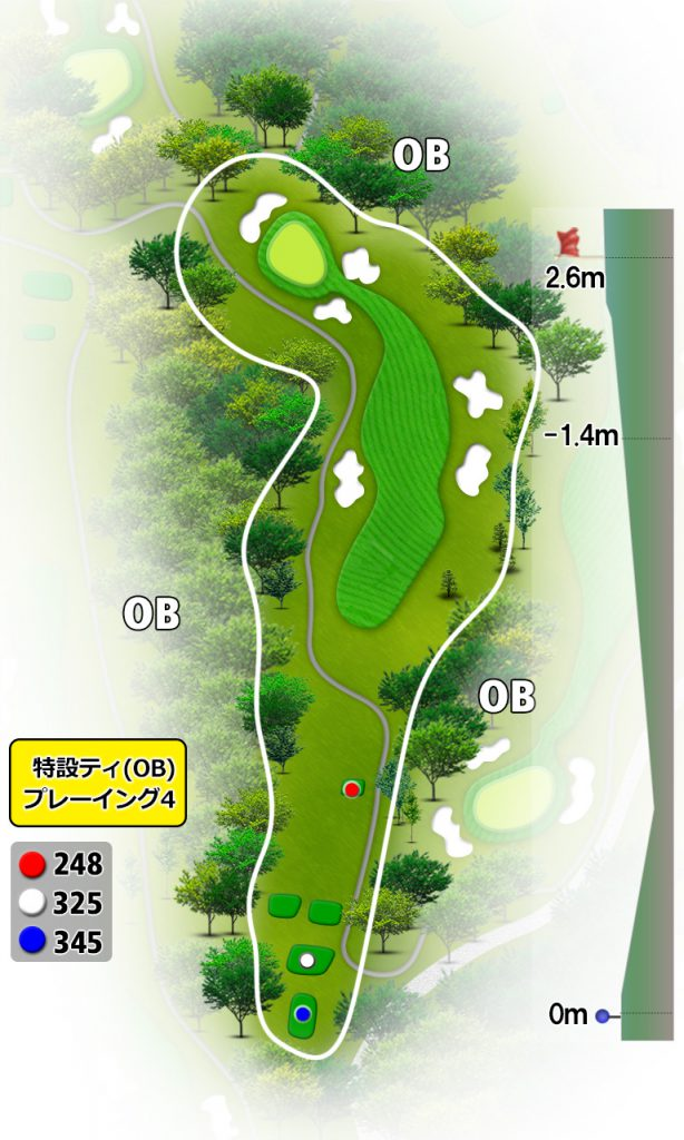 No.17 Hole