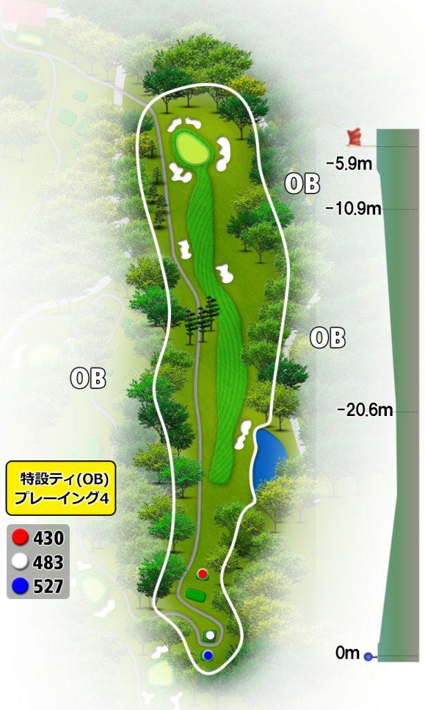 No.18 Hole